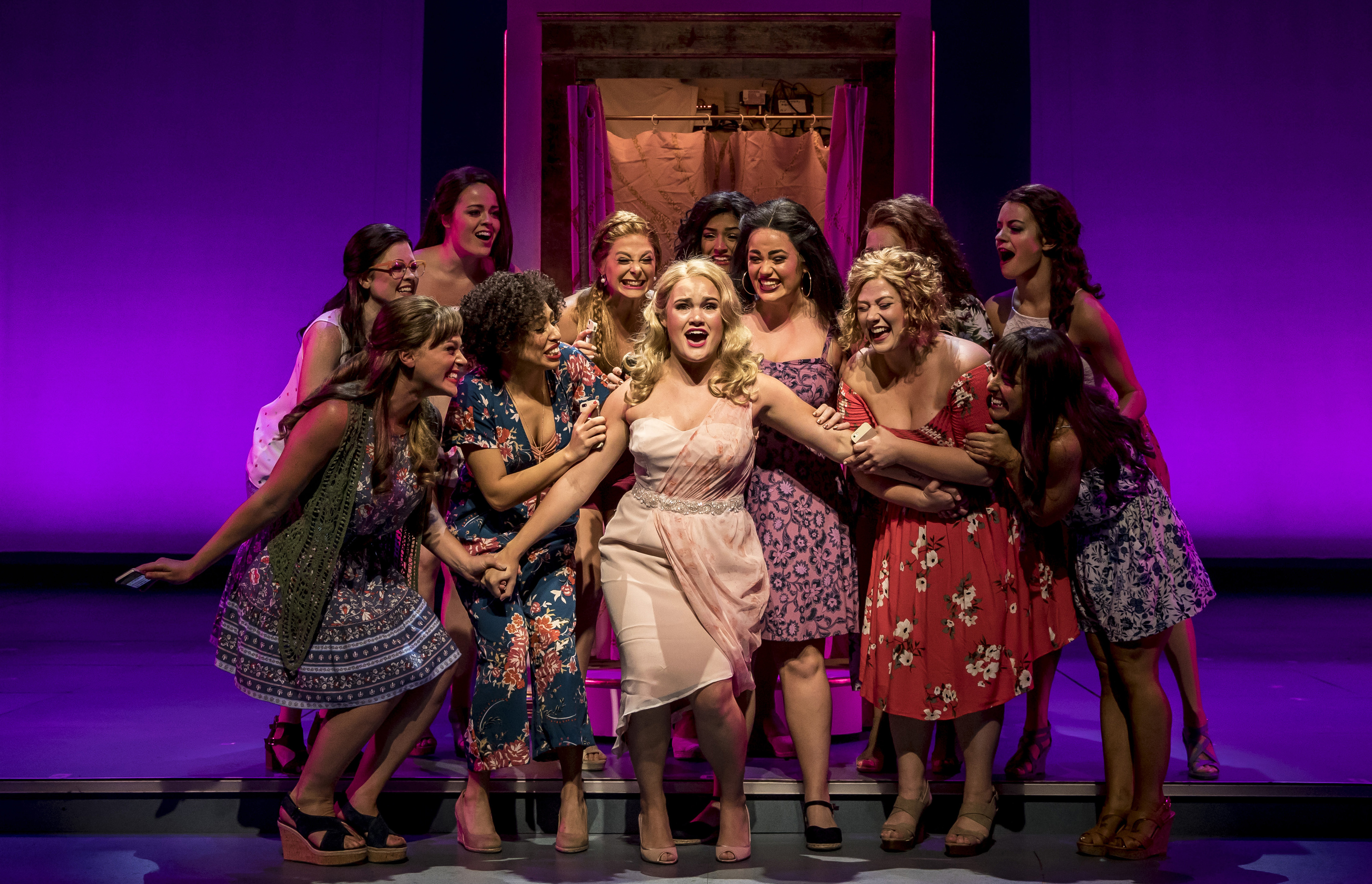 Legally blonde the musical omg