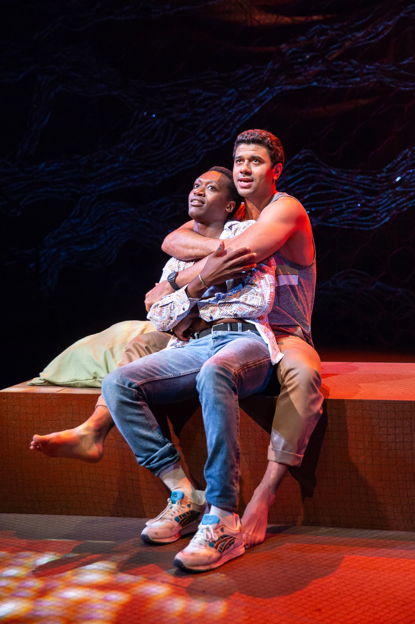 USAOnStage NYC: The Rolling Stone takes on the deadly plight